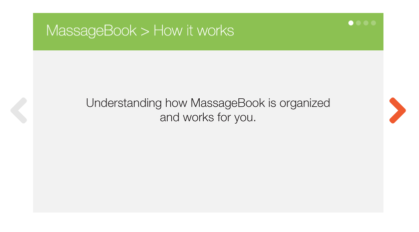 MassageBook Image