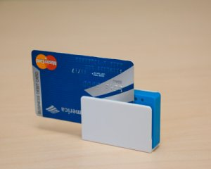 MassageBook Mobile Credit Card Reader