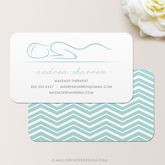 Massage therapy business cards how to make your clients love them dont forget the purpose of massage therapy business cardsso clients and prospective clients know how to get in touch with you colourmoves