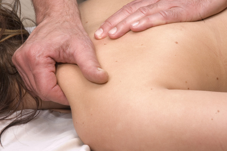 Medical Massage on Shoulder | MassageBook