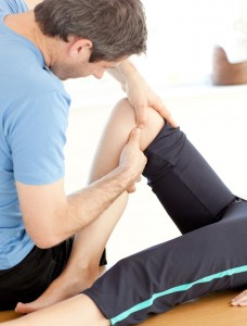 Massage Therapy for Weightlifting