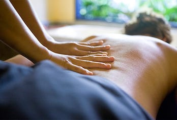 Helpful massage information for people who care about how massage can improve their health.